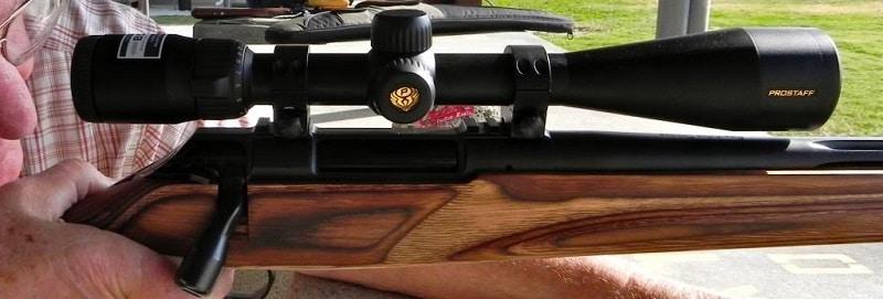 Nikon Prostaff 4 12 rifle scope
