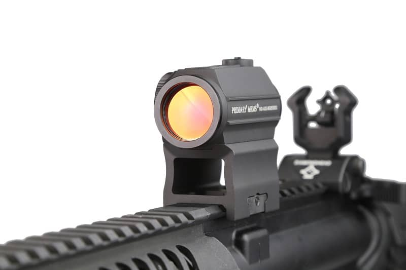 Primary Arms Micro Dot on a rifle