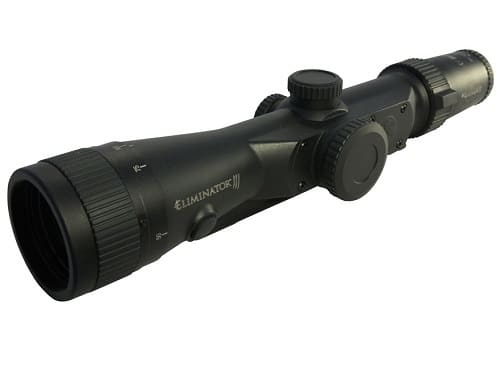 Burris Eliminator III Laser Rangefinding Rifle Scope 3-12x-44mm