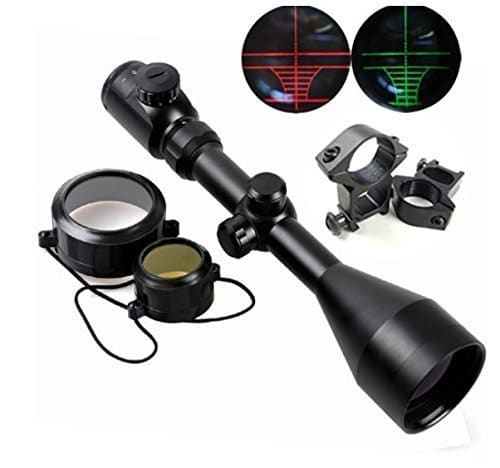 X-Aegis Tactical 3-9x56 for air rifle scope