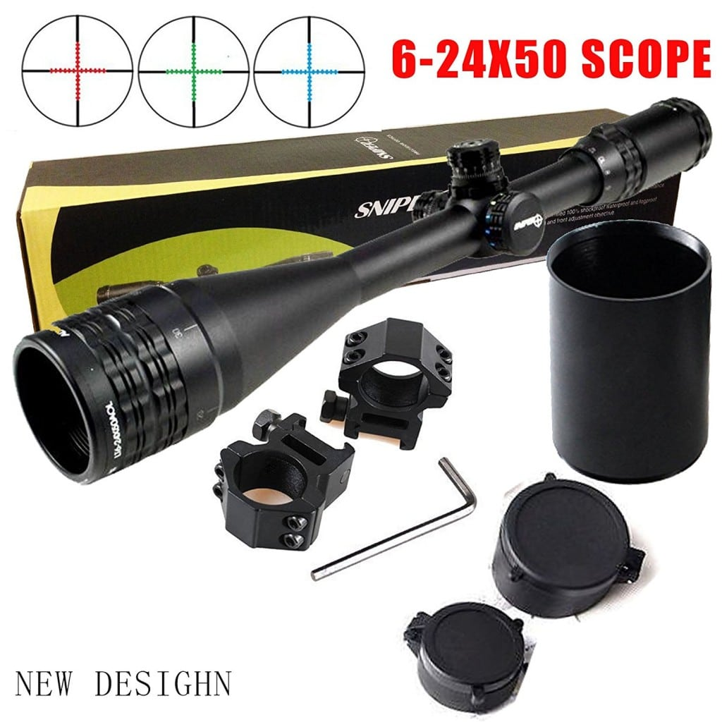 Best 308 Scope FSI Sniper Scope