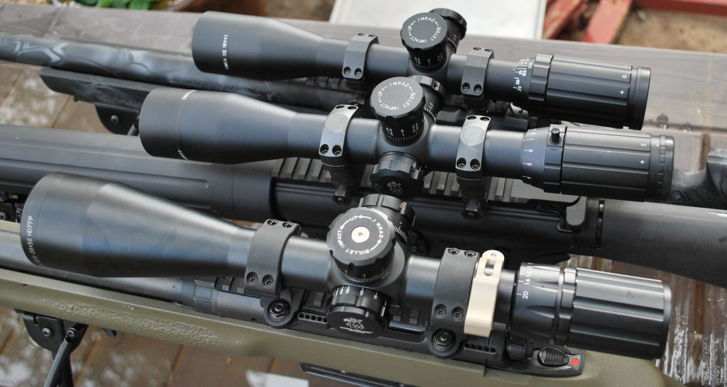 Best .308 Scopes
