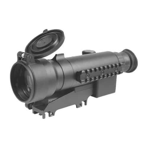 Firefield FF26014T Tactical Night Vision Rifle Scope with Internal Focusing, 2.5 x 50