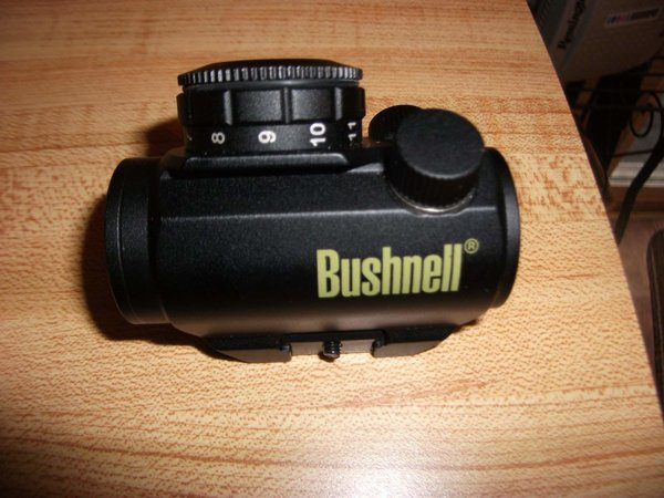 Bushnell TRS-25 Red Dot Scope