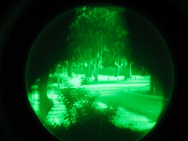 night vision scope