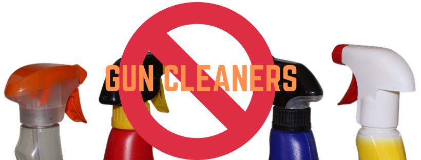 gun cleaners