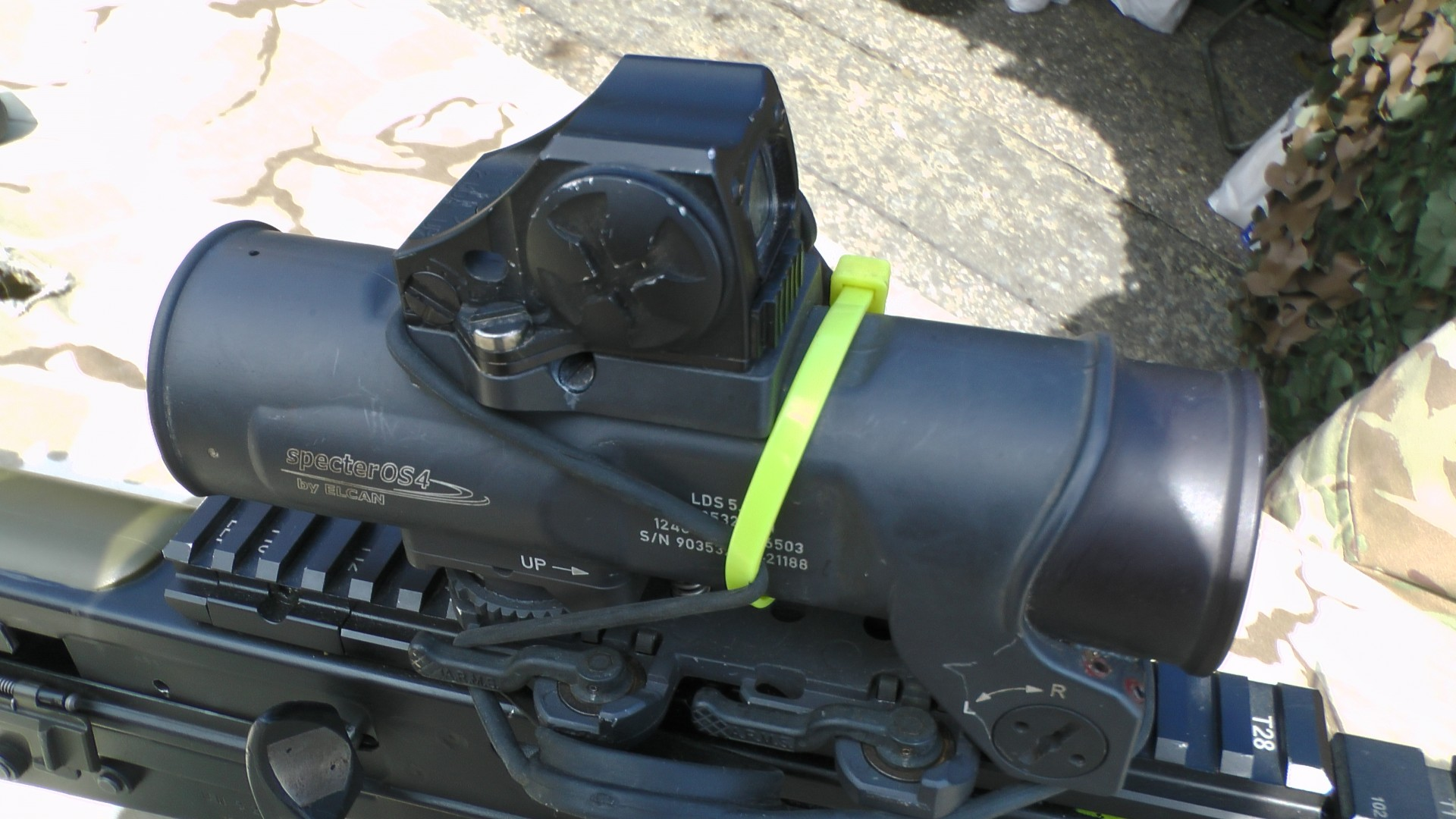 sight scope magnifier