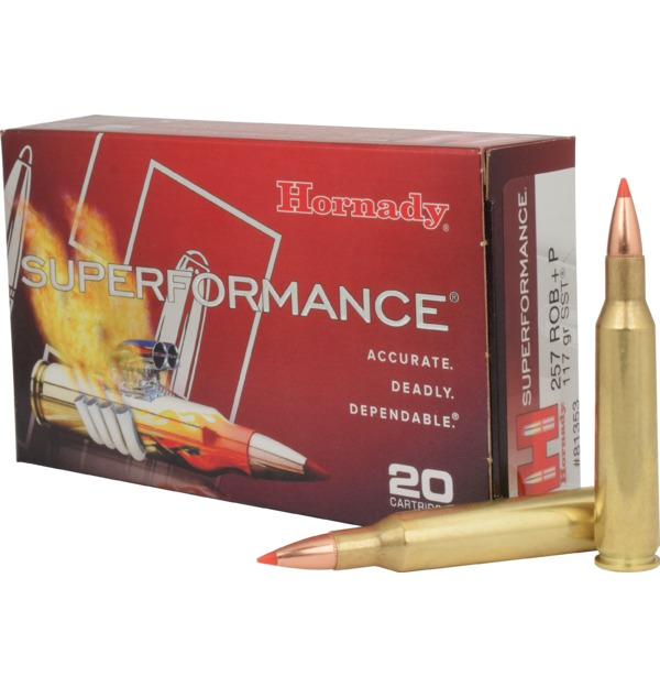 product photo of Hornady .257 Roberts + P